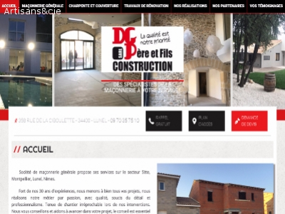Construction DGP